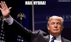 Hail Hydra Meme - hail hydra imgflip