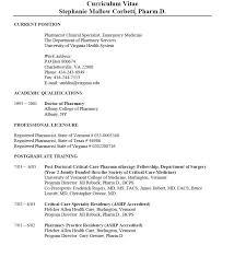 harvard resume clinical pharmacist cover letter cover letters letter sle