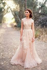 plus size blush wedding dresses aliexpress buy 2015 dress plus size v neck lace