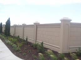 Exterior Home Design Los Angeles Los Angeles Precast Concrete Wallsconcrete Fences Also Various
