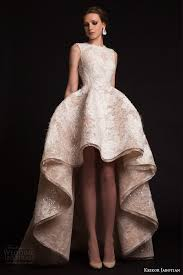high wedding dresses krikor jabotian 2015 dresses the last collection