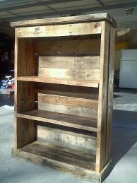 wood pallet ideas the classic 4ft pallet bookcase would like to