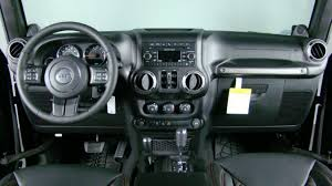 Jeep Wrangler Sport S Interior 2013 Jeep Wrangler Sport News Reviews Msrp Ratings With