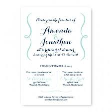 rehearsal dinner invitation rehearsal dinner invitations the american wedding