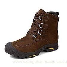 s winter hiking boots canada dekesen s fur lined warm winter hiking shoes chukka winter