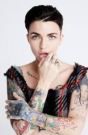 ruby rose is back on tv and she u0027s u0027fired up and excited about