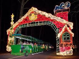 Botanical Gardens Atlanta Christmas Lights by Your Guide To Dazzling Holiday Lights Around Atlanta Atlanta