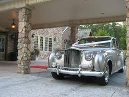 silver bentley 1961 silver bentley s2 classic limo gallery vintage wedding