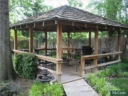 Tiki Backyard Designs by Backyard Tiki Hut Crafts Home