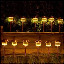 How To Set Up Landscape Lighting Setting Up Landscape Lighting Comfy Copper Stainless Steel