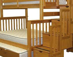 Futon Bunk Bed Wood Futon Bunk Bed Wood Bemine Co