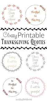 printable gratitude thanksgiving quotes blissful