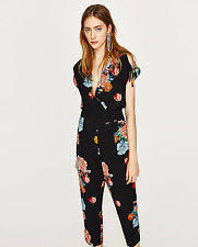 zara jumpsuit zara s jumpsuits and playsuits ebay