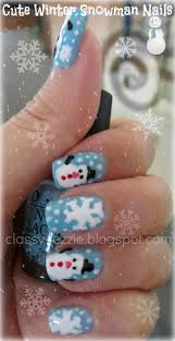 snowman nail design gallery nail art designs