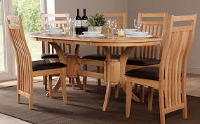 Oval Dining Tables And Chairs Dining Table And Chairs Throughout Oval Dining Tables And Chairs