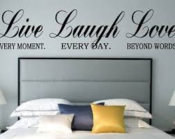 Quote Decals For Bedroom Walls Bedroom Wall Decal Etsy