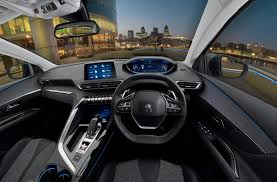 peugeot 3008 2016 interior car photography will pearson panoramic photographer london