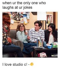 Studio C Memes - when ur the only one who laughs at ur jokes i love studio c