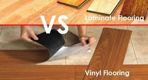 is vinyl flooring better than laminate vinyl vs laminate flooring which is best for you