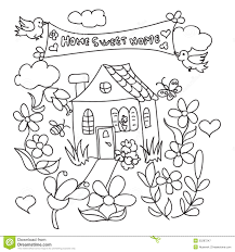 25 elegant home coloring page creative coloring page ideas tv land