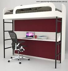 Hidden Desk Bed by 階段付き フィンランド産パイン材使用 宮付き 二段ベッド Selfie2