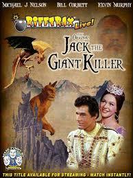 jack the giant killer movie poster rifftrax catalog rifftrax