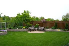 Landscaping Ideas For Backyard Privacy Sloped Backyard Landscaping Ideas On A Budget 6 Great Tips And