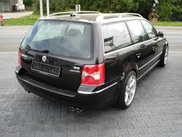 2004 volkswagen passat wagon w8 related infomation specifications