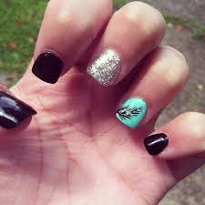feather nails absolutely lovee this maybe something besides