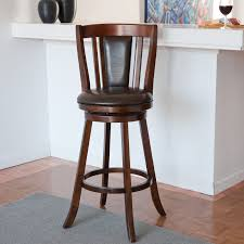 34 Inch Bar Stools Doncaster 24 In Swivel Counter Stool Hayneedle