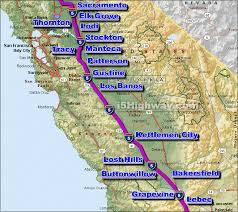 map of oregon freeways i 5 california traffic map