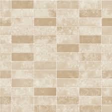 Cream Tile Effect Laminate Flooring I Love Wallpaper Slate Effect Wallpaper Brown Beige Ilw980061