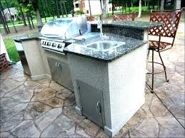 how to build an outdoor kitchen island how to build a built in grill poorly built outdoor kitchen with bad