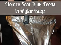 where to buy mylar bags locally using mylar bags for food storage backdoor survival