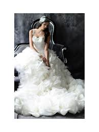 budget ball gown wedding dress saveonthedate