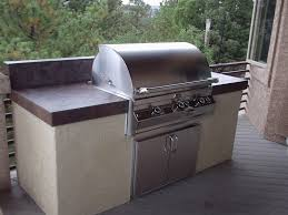 Outdoor Barbecue Kitchen Designs Outdoor Kitchens Colorado Springs Built In Barbecue Outdoor Bbq