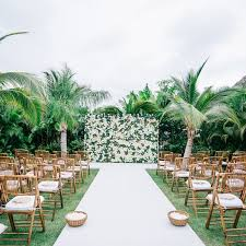 wedding re where to sit at the wedding ceremony when you re friends with both