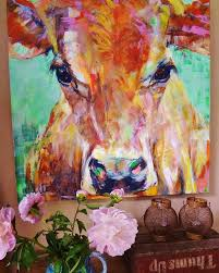 best 25 cow painting ideas on pinterest cow drawing cow wall