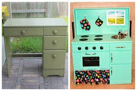 before and after diy play kitchen my diy projects pinterest
