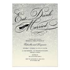 Eat Drink And Be Married Invitations 93 Best Rehearsal Dinner Invitations Images On Pinterest