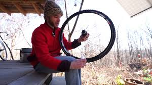 tubeless cyclocross tire set up with dan timmerman of stan u0027s
