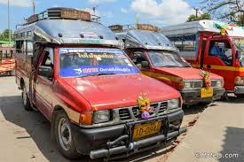 philippine motorcycle taxi getting around koh samui buses and taxis in samui renting cars