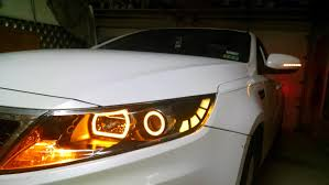 Amber Led Strip Lights by Request For Headlight Lighting Consultant Halo Sidemarker Led