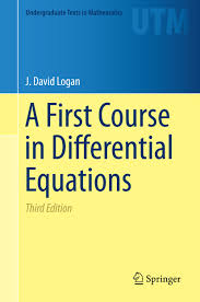 a first course in diffeial equations solution manual