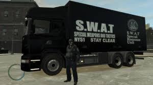 swat vehicles gta gaming archive