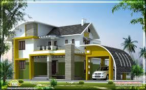 Kerala Home Design 1 Floor Indian Villa Plans Cool 1 Bedroom Indian Villa Elevation Kerala