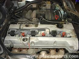 mercedes benz w210 spark plug replacement 1996 03 e320 e420
