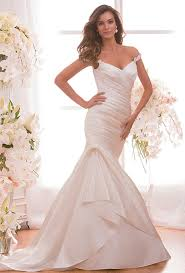 wedding dress trend off the shoulder neckline wedding thingz