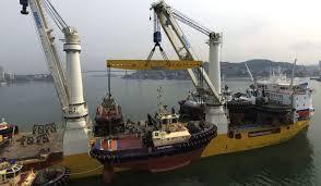 Damen Transporting 22 Vessels From Asia To Rotterdam On Biglift U0027s