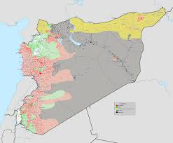 A Map Of The United States During The Civil War by The Enemy Of My Enemy Russia And The Kurds Reshape The Syrian
